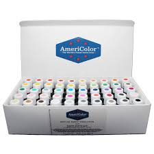 0 75oz soft gel paste colour nifty fifty kit of 50 by americolor