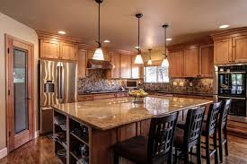 Alder Cabinets Knotty Alder Cabinets Kitchen Traditional With Baseboards