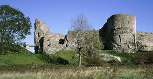 Historical Castles by History Of Pevensey Castle English Heritage