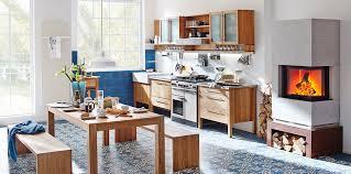 einzelschränke küche freistehende massivholz modulküchen annex