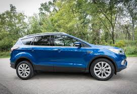 Ford Escape Titanium - review 2017 ford escape titanium 95 octane