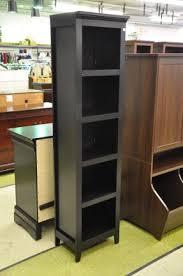 Narrow Black Bookcase Carson Narrow Bookcase Shop Checkouts Narrow Black Bookcase Home Vid