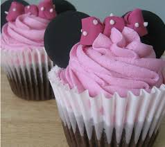 disney inspired baby shower cupcakes for girls disney baby