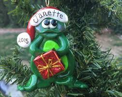 kermit frog ornament etsy