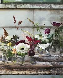 Wedding Flowers Table Fall Wedding Flower Ideas From Our Favorite Florists Martha