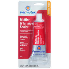 permatex muffler u0026 tailpipe sealer permatex