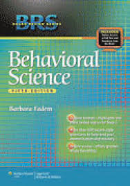 brs behavioral science 5th edition buy brs behavioral science
