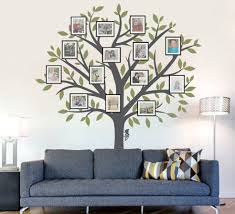family tree wall art ideas nature wall decal home interior