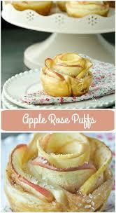 197 Best Elegant Frugality Images Apple Rose Puffs Homemade U0026 Yummy