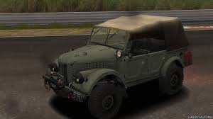 gaz 69 off road 69 beta для gta 4