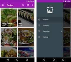 the recipe apk version 2 1 app sle recipe - Recipe Apk