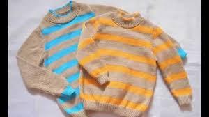 sueter tejido a dos agujas youtube ropa de invierno para niños tejidos a dos agujas youtube
