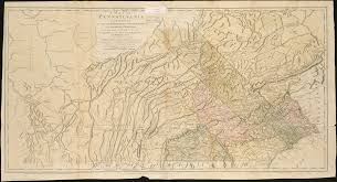 A Map Of Pennsylvania by File A Map Of Pennsylvania Exhibiting Not Only The Improved Parts