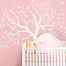 Vinyl Tree Wall Decals For Nursery by Staircase Family Tree Wall Decal Tree Wall Decal Organic Giant