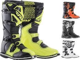 dirt bike motorcycle boots fly 2017 maverik mx youth dirt bike boots just for fun honda