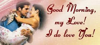 morning messages for him with images