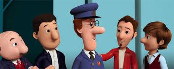 postman pat movie cast images voice actors