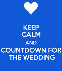 wedding countdown for the easiest way to find local wedding venues cakes dresses