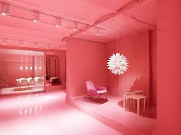 Normann Copenhagen Paris Normann Copenhagen U0027s Pink Showroom The Gallery Portraits Of