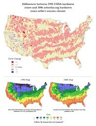 What Are The Gardening Zones - new hardiness zone maps reflect rising temperatures and trees are