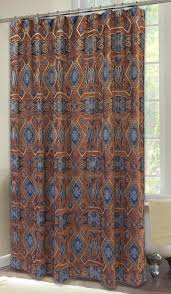 Beachy Shower Curtains Curtain Beachy Shower Curtains Southwestern Shower Curtain