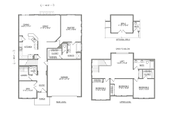 Den Floor Plan The Umpqua Brand New Homes For Sale Id Or