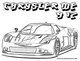 dodge viper acr sport coloring page teacher stuff pinterest