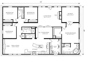 best floor plan for 4 bedroom house simple 4 bedroom floor plans remarkable small 3 bedroom house