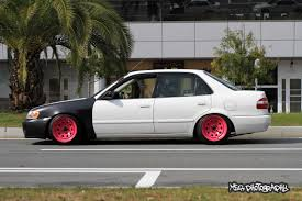 stanced toyota corolla masaru 2001 toyota corolla specs photos modification info at