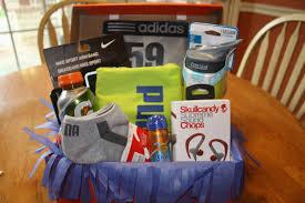 fitness gift basket s day gift sweet orange fox