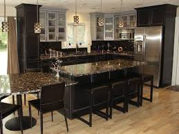 black kitchen cabinets flooring pin by danielle booher on kitchen painting kitchen