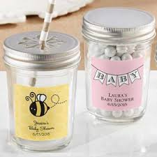 jar party favors personalized jar baby shower favors set of 12