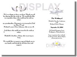 print your own wedding programs print your own wedding stationery templates the swan collection