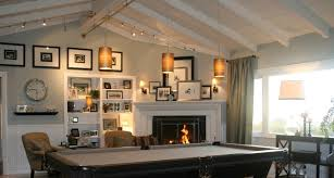 Pool Table In Living Room Pool Table San Diego Interior Designers