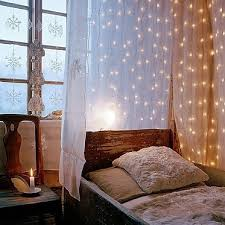 45 ideas to hang christmas lights in a bedroom shelterness open