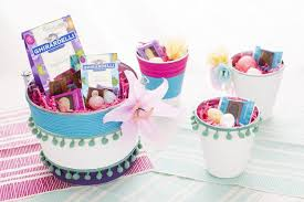 easter pails turn your pail into a stunning easter basket