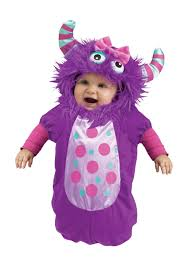 Bunting Halloween Costume Purple Monster Bunting Halloween Costumes