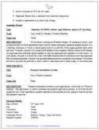 Resume Format Australia Sample by Sample Resume Format Australia Resume Pdf Download