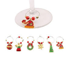 wine glass christmas ornaments buy decorate glass christmas ornaments and get free shipping on