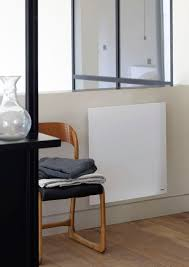 Contemporary Architecture Characteristics by Electric Radiator Inertia Steel Contemporary Campastyle