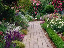 an herb garden for birds and bees hgtv