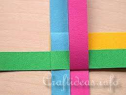 free craft how to make a german paper froebel