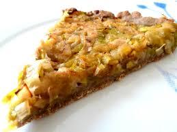 cuisiner le sarrasin pissaladiere sarrasin poireau recette de cuisine alcaline