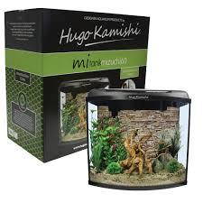 designer aquarium mi tank mizuchi 60 hugo kamishi