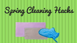 Springcleaning Spring Cleaning Hacks Youtube