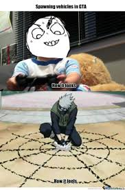 summoning jutsu by mikeybot55 meme center