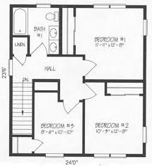 t132032 1 by hallmark homes two story floorplan