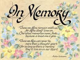 in memory of a loved one quotes fair in memory of a loved