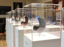 Hotel Interior Designs The Miniature Egg Chair Exhibition Comes To The Radisson Blu