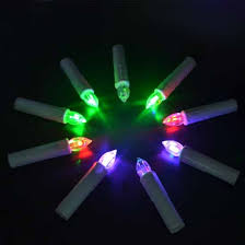 buy battery operated color remote control wireless candle lights